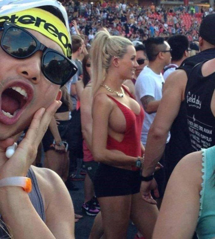 Пьянство и разврат на музыкальных фестивалях (20 фото)