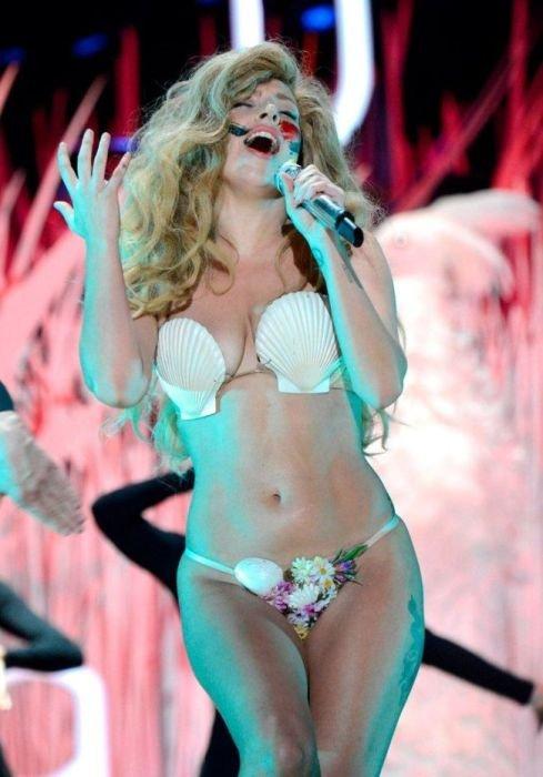 Леди Гага (6 фото)