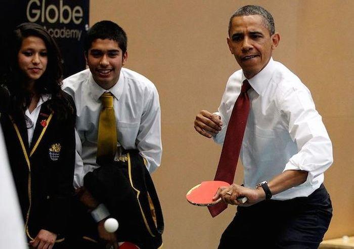 Фотожабы на Барака Обаму (31 фото)