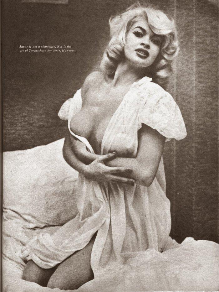 Джейн Мэнсфилд (20 фото) НЮ!