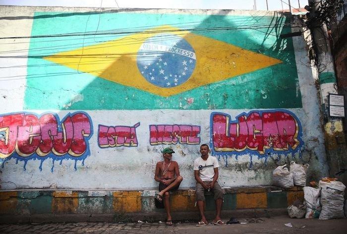 Обратная сторона Чемпионата мира (37 фото)