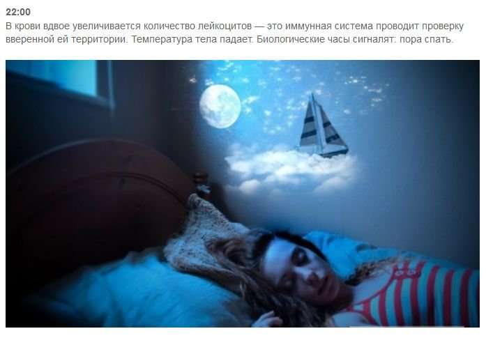 Что происходит с человеком во сне (4 фото)