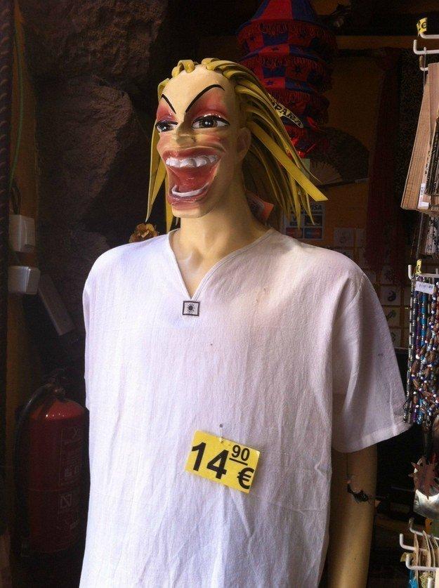 Безумные манекены (15 фото)