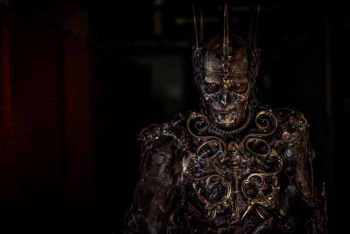 Страшный костюм зомби (15 фото)