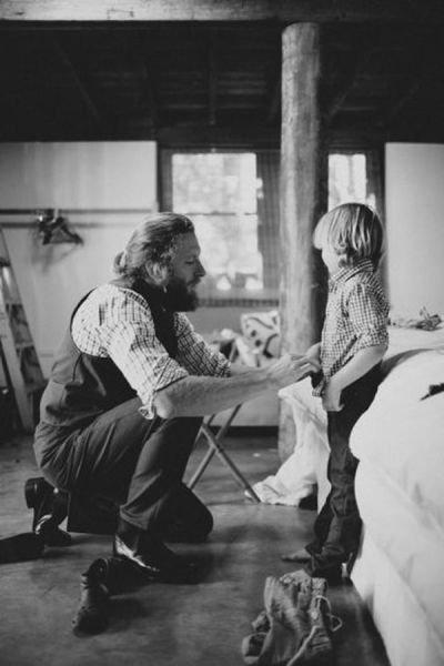 Отцы и дети (34 фото)