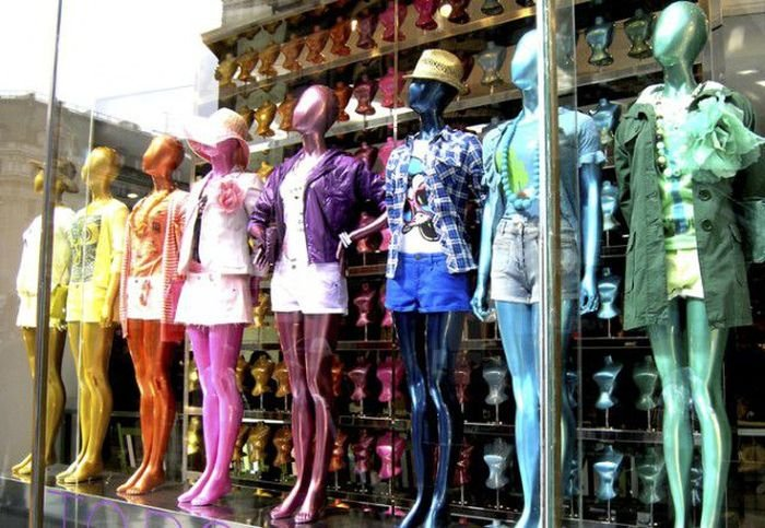 Кто такие шоплифтеры (13 фото)