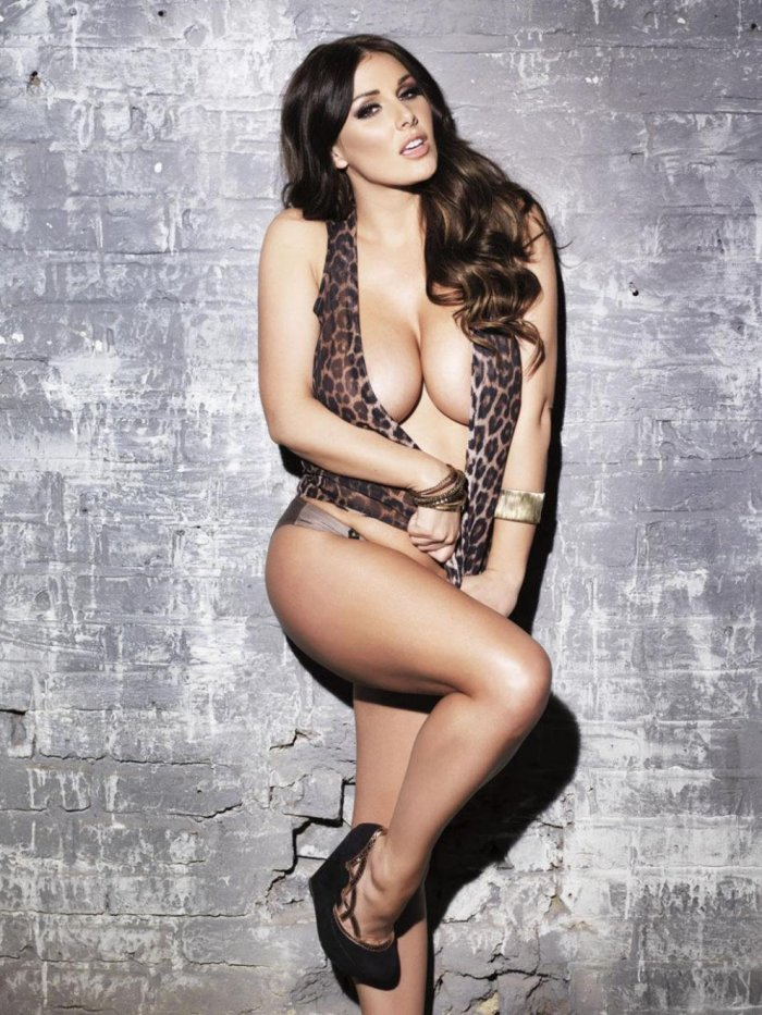 Lucy Pinder (15 фото) НЮ!
