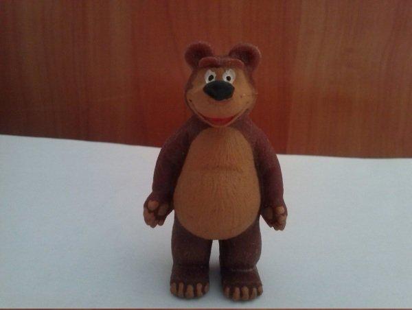 А вот и медведь (8 фото)
