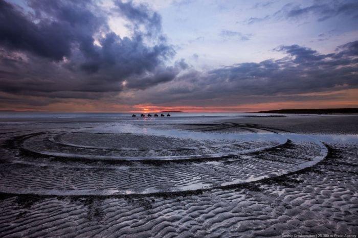 Полуостров Рыбачий (25 фото)