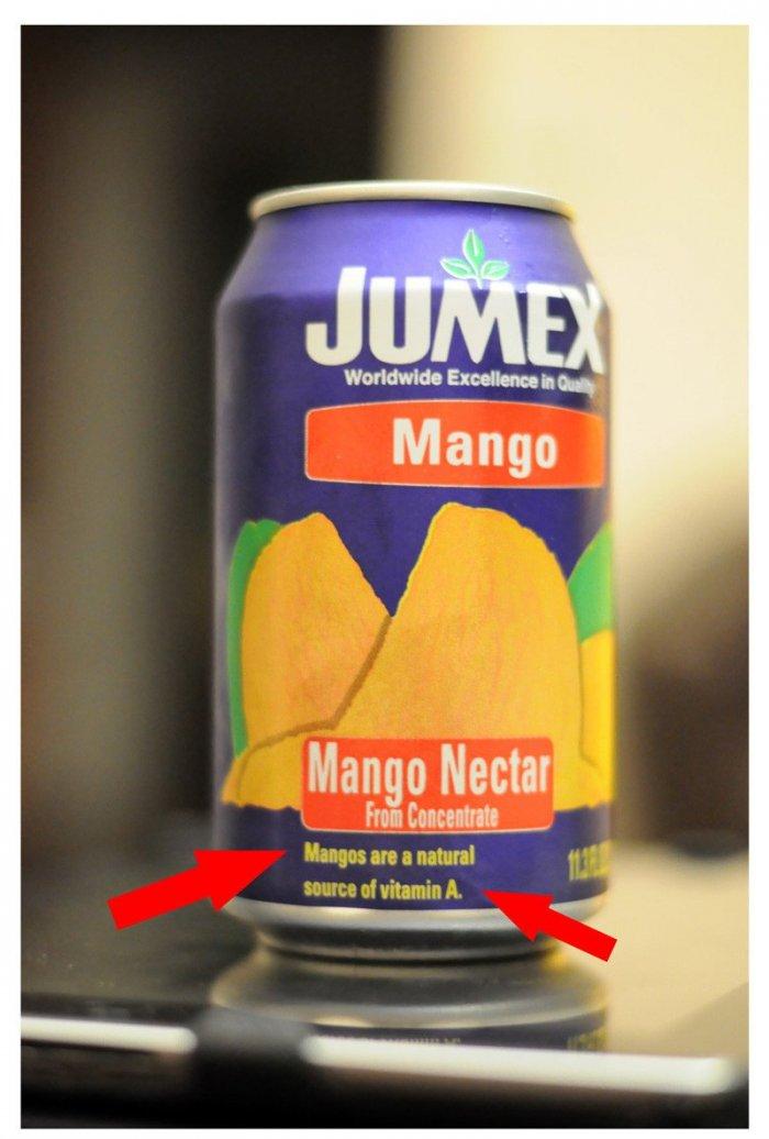 Нектар манго с витамином А (3 фото)