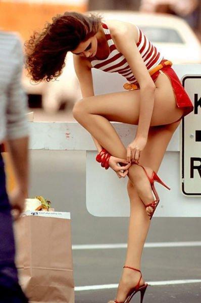 Ноги девушек (47 фото)