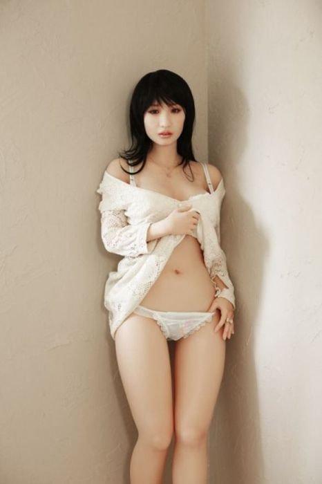 Реалистичные секс куклы (29 фото)