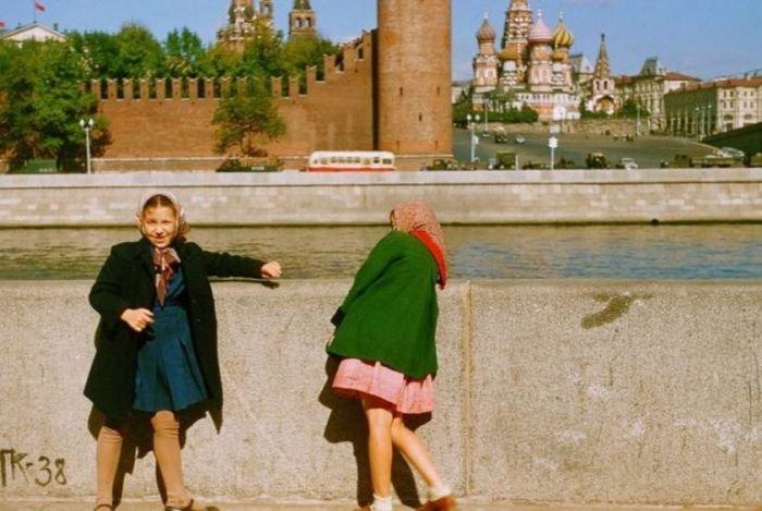 СССР в 1950-х годах (50 фото)