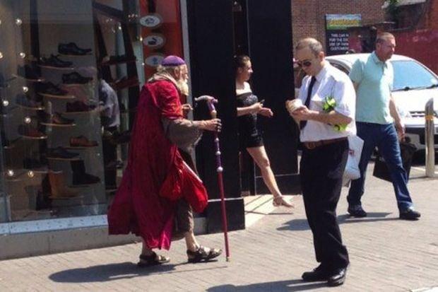 Уличные модники (27 фото)