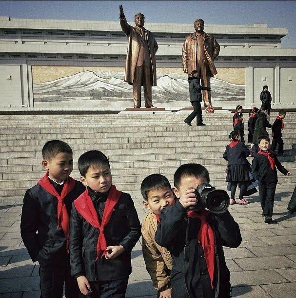 Северная Корея 2014 (40 фото)