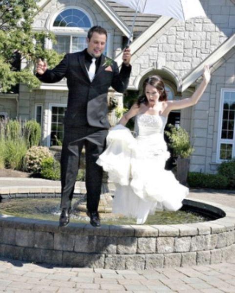 Неудачи на свадьбе (27 фото)