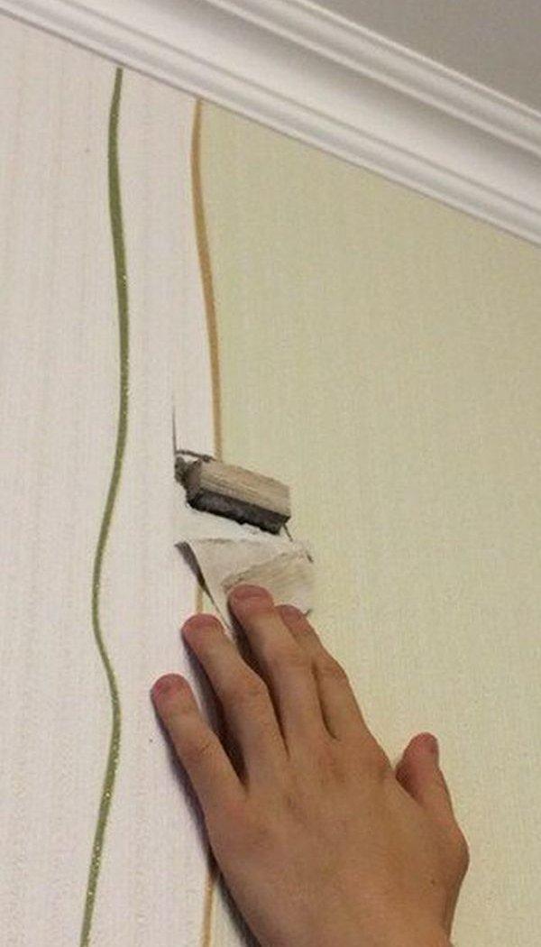 Соседи делают ремонт (2 фото)