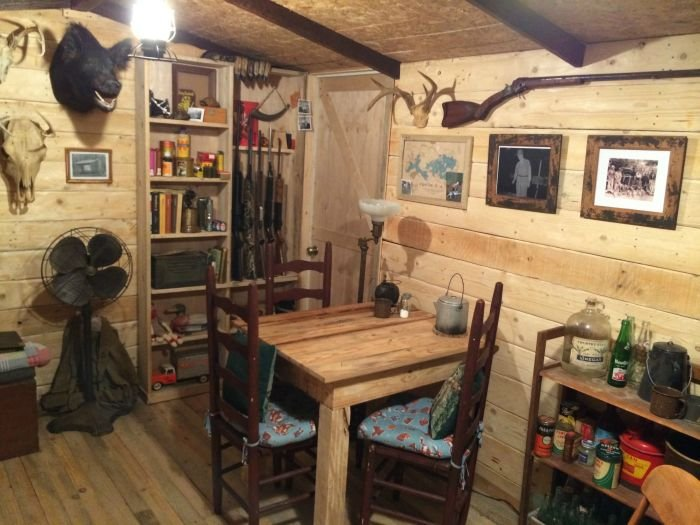 Мужская комната (21 фото)