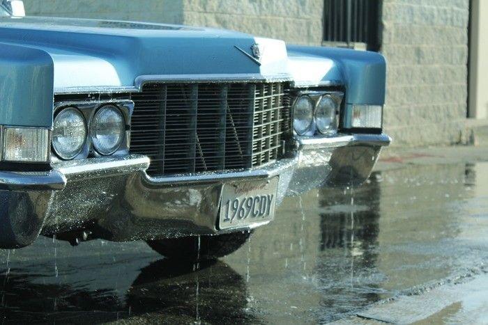Бассейн в машине (20 фото)