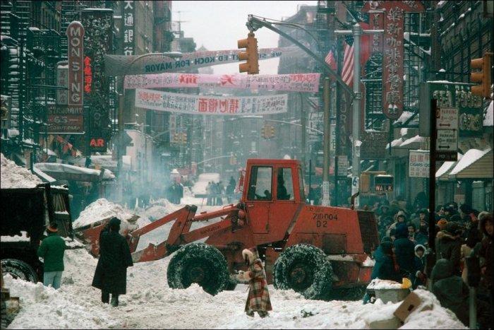 Нью-Йорк в 1983 году (40 фото)