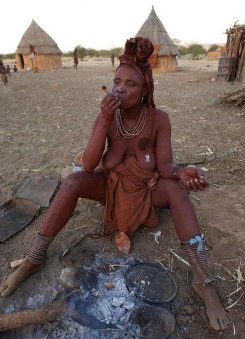 Сексуальные обычаи Африки (5 фото)