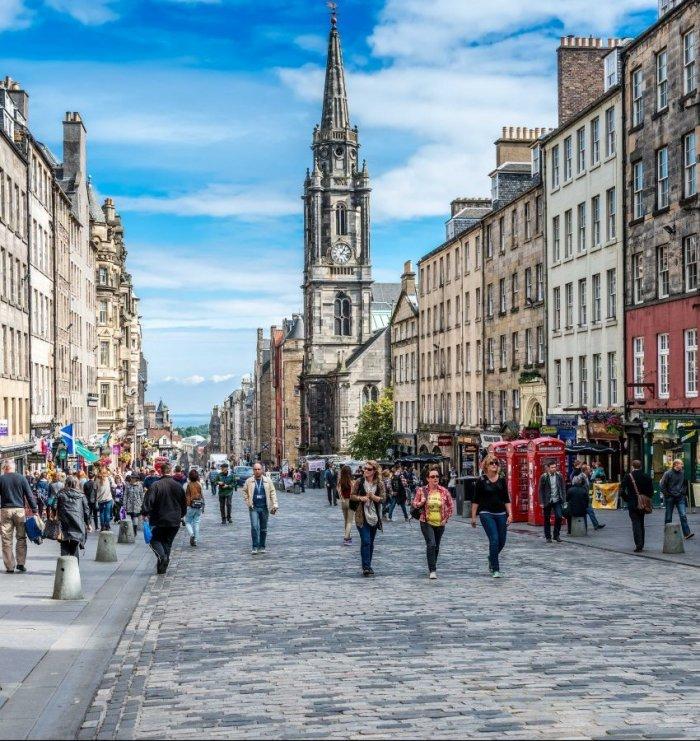Красоты Шотландии (20 фото)