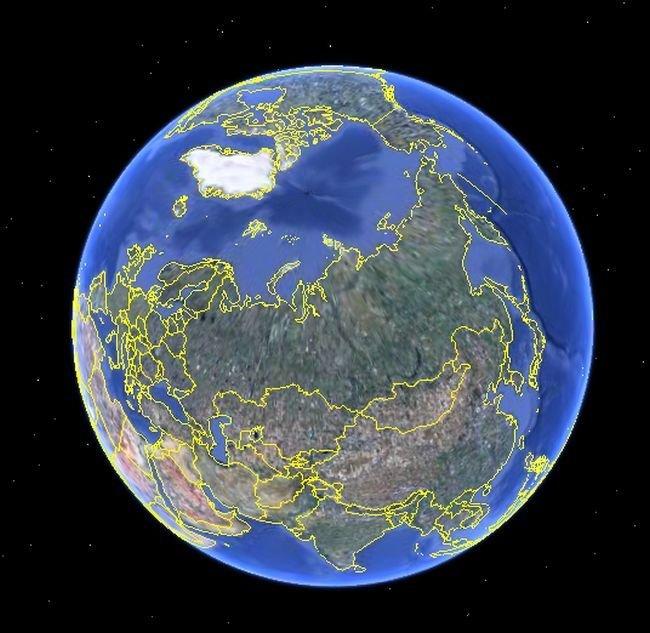 Факты о картах Google (6 фото)