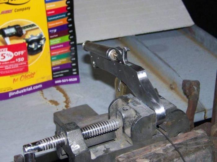 Крутой складной нож ручной работы (56 фото)
