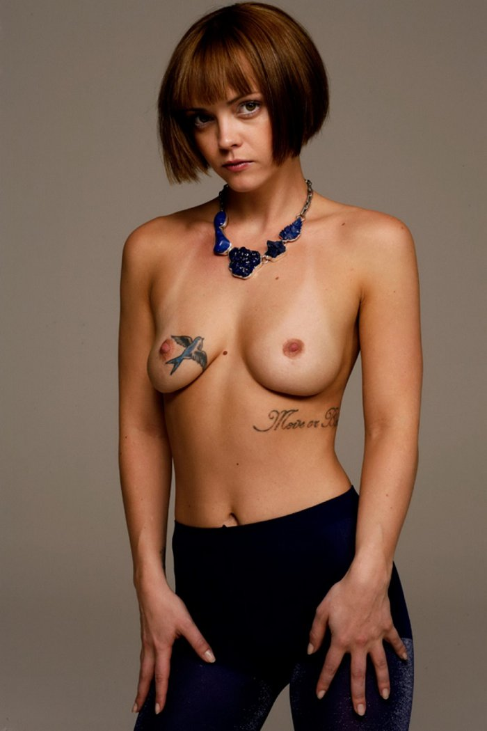 Кристина Риччи (6 фото)
