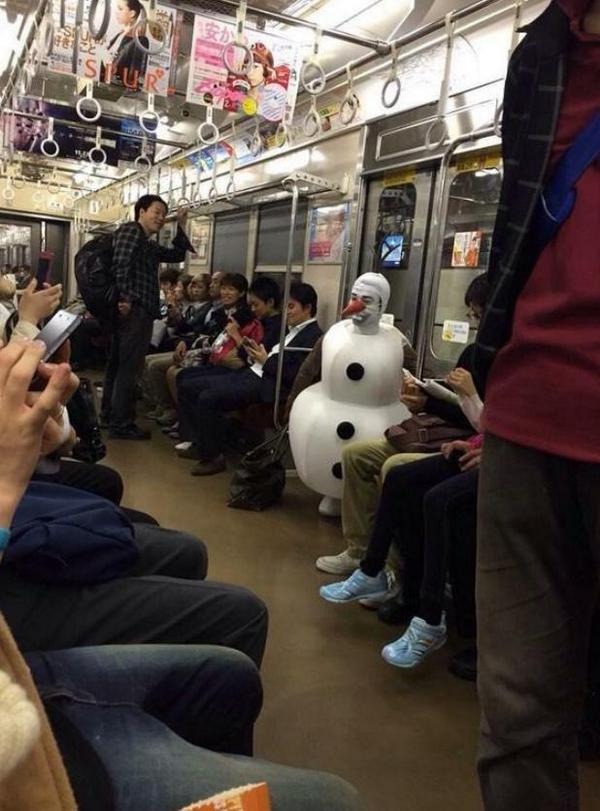 Фрики из Японии (22 фото)