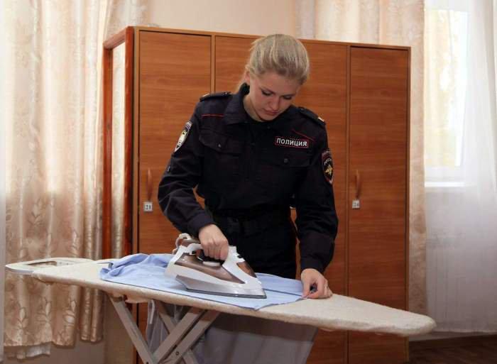 Девушки в российской полиции (41 фото)