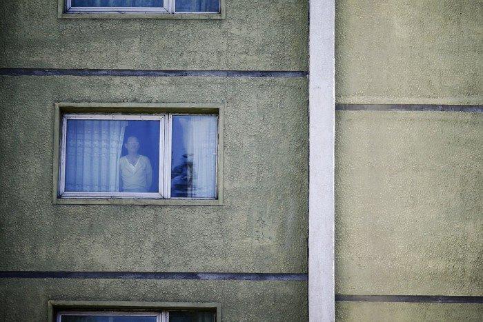 Жизнь в КНДР (76 фото)