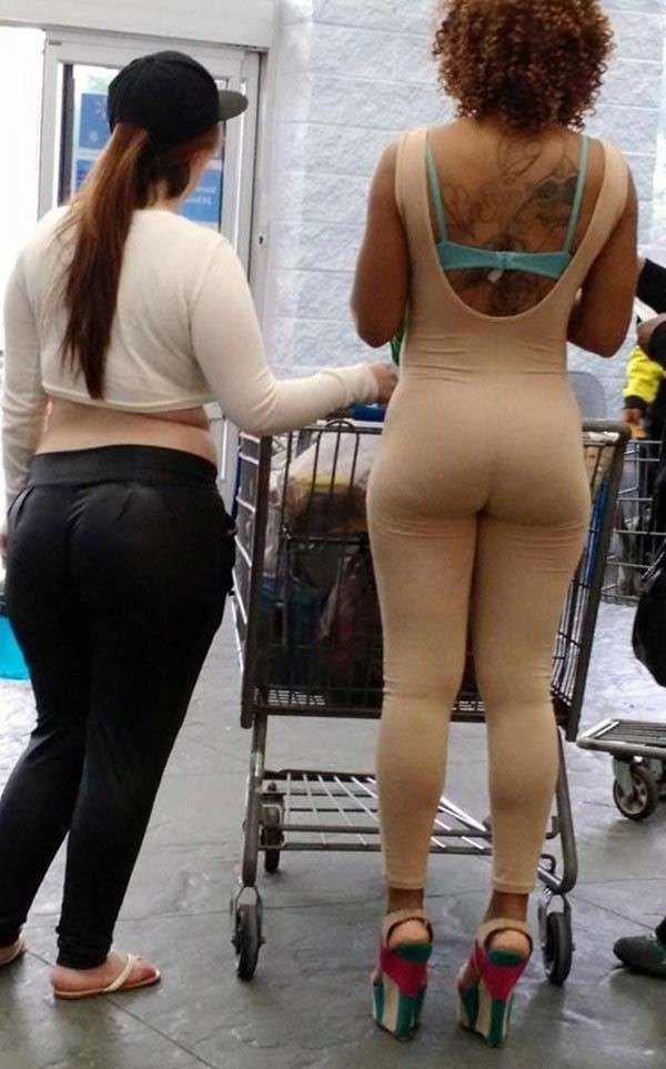 Люди в американских супермаркетах (25 фото)