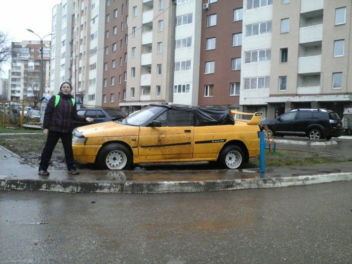 Автомобильные приколы. Часть 176 (34 фото)