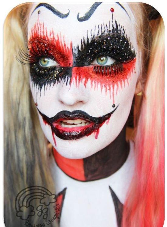 Крутые костюмы и образы на Хэллоуин (20 фото)