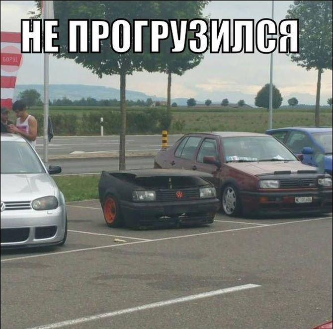 Автомобильные приколы. Часть 169 (19 фото)