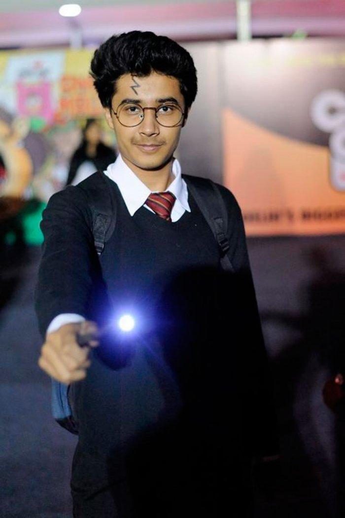 Comic Con по-индийски (34 фото)