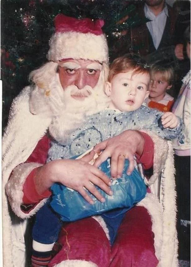 Добрый дедушка Мороз (24 фото)