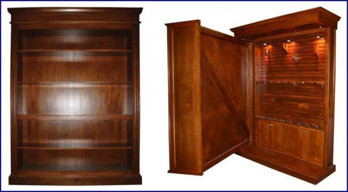 Мебель с секретом (25 фото)