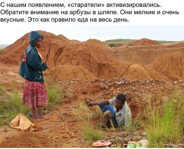 Как добывают драгоценные камни на Мадагаскаре (40 фото)