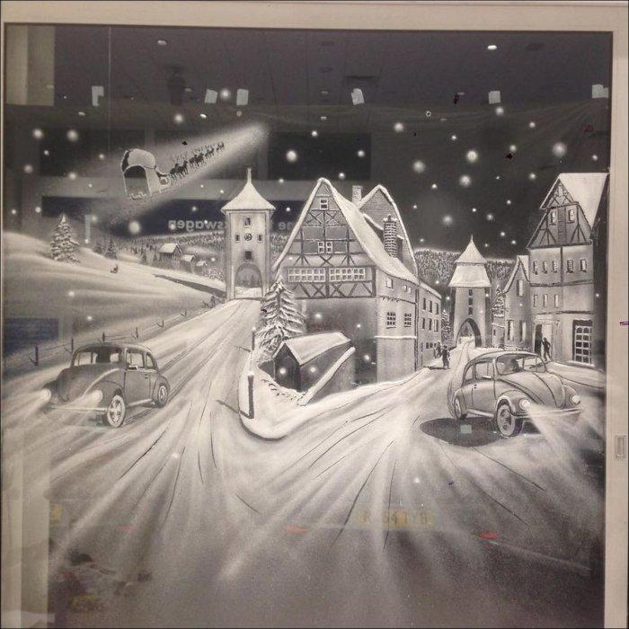 Зимняя сказка (14 фото)