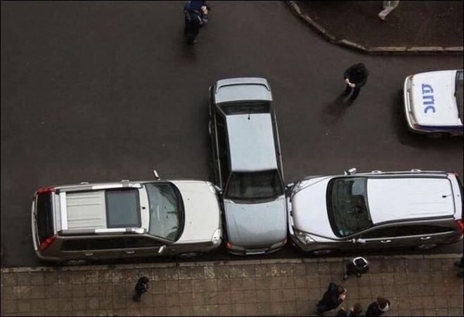 Автомобильные приколы. Часть 187 (29 фото)