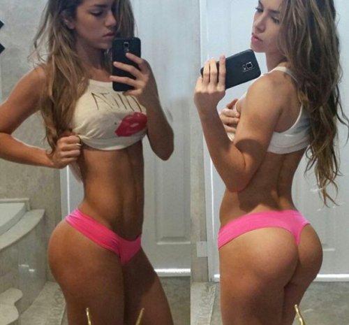 Девушки со спортивной фигурой (32 фото)