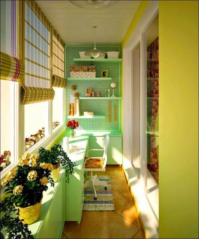 Идеи для балкона (20 фото)