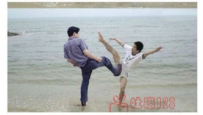 Японские мастера фотошопа исправляют фотографии (33 фото)