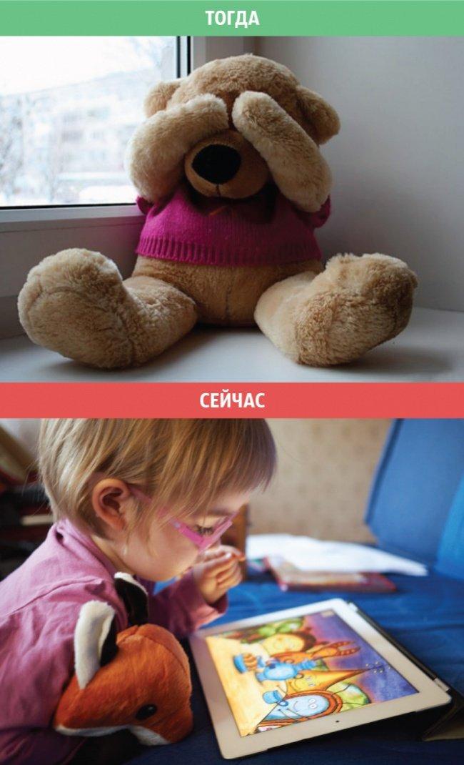 Раньше и сейчас (10 фото)