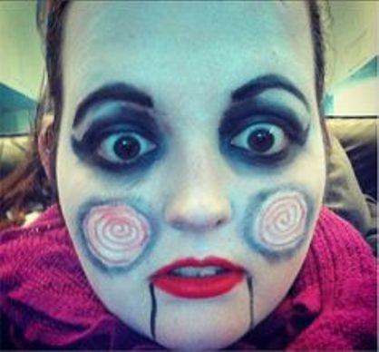 Кукольный макияж (20 фото)