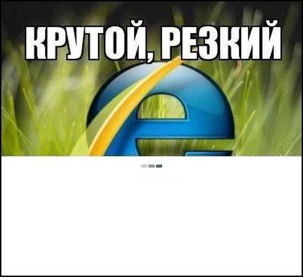 Шутки про Internet Explorer (20 фото)