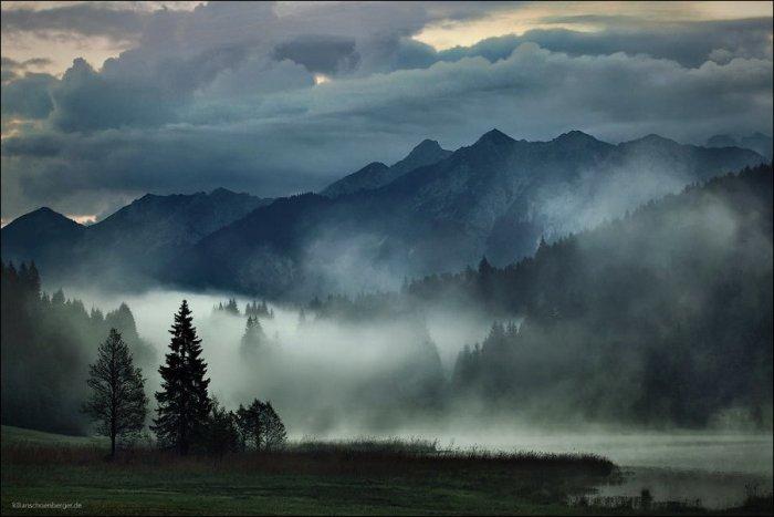Шикарные пейзажи Европы (28 фото)