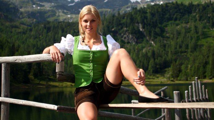 Анна Феннингер (20 фото)